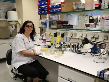Científica española María José Buzón