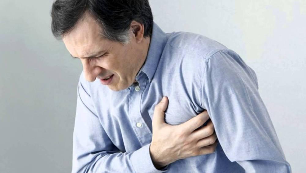 ¿Cuáles son los síntomas de una angina de pecho..