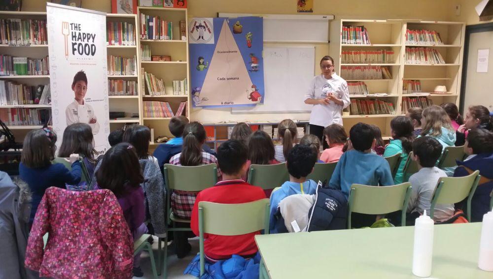 Educachef invita a los niños a explorar el mundo de la cocina