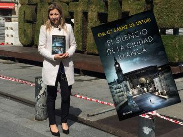 'El silencio de la ciudad blanca', de Eva Gª Sáenz de Urturi