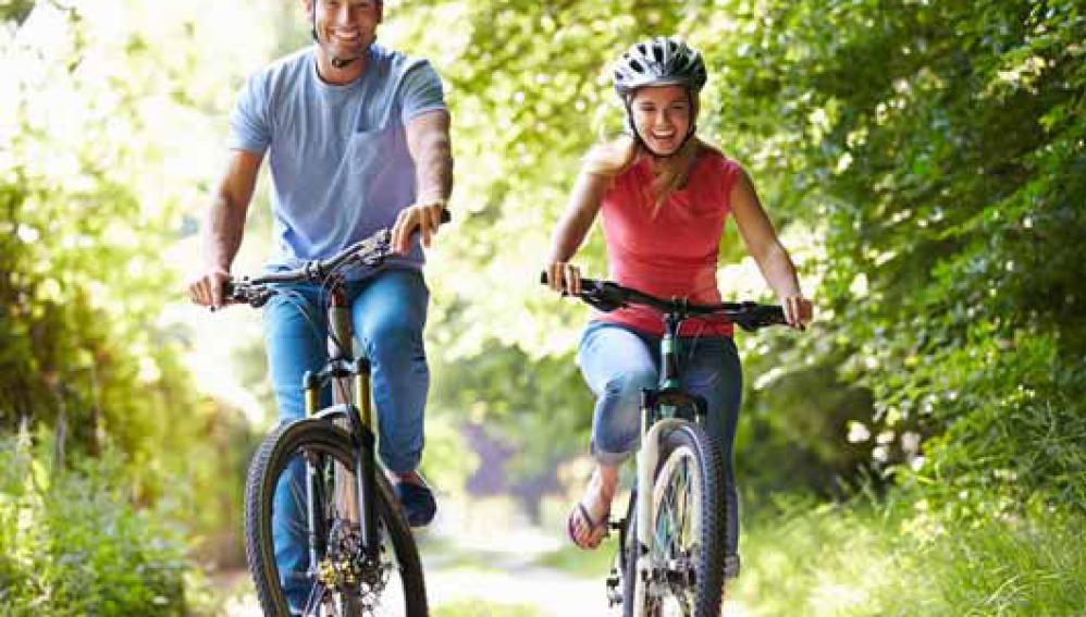 La bicicleta, un medio de transporte que protege el medio ambiente