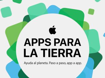 'Apps para la Tierra', una iniciativa de Apple y WWF para salvar el planeta