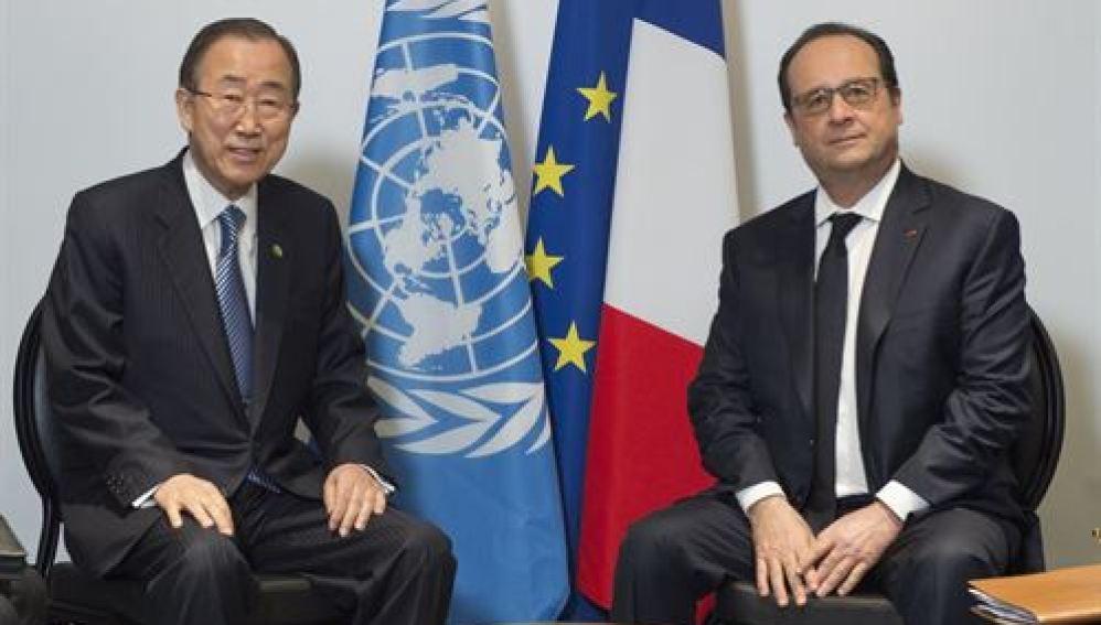 Más de 170 países firman el acuerdo histórico contra el cambio climático