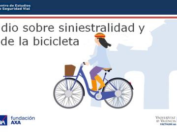 Estudi siniestralidad y uso de la bicicleta