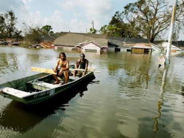 Nueva Orleans tras el huracán Katrina