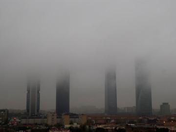 La contaminación de Madrid