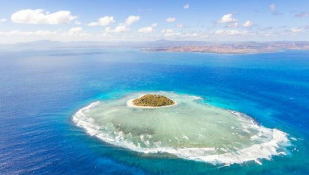Cinco islas desaparecen del Pacífico por la subida del nivel del mar