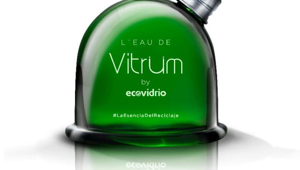 L'Eau de Vitrïum, una fragancia para concienciar sobre la importancia del reciclaje