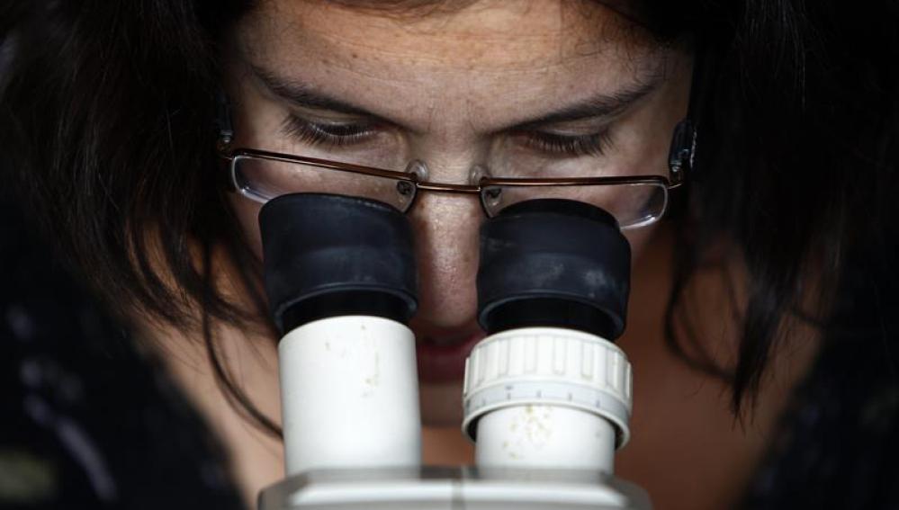 Mujeres en el sector científico