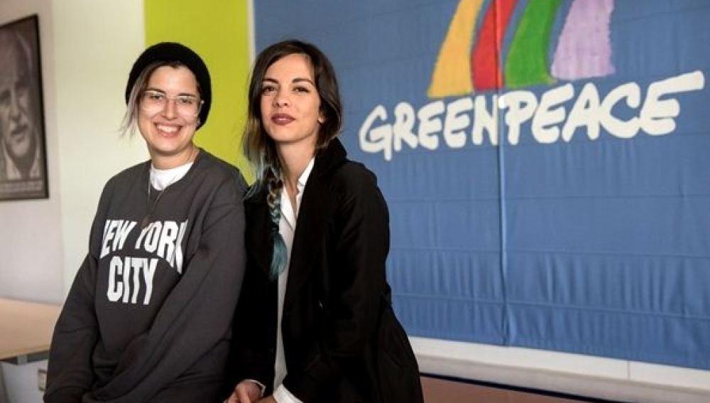 Dos youtubers comienzan un reto de la mano de Greenpeace para salvar el Ártico