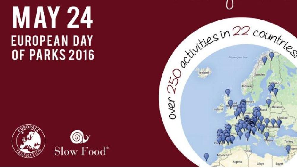 Descubrimos 'El sabor de la naturaleza' en el Día Europeo de los Parques