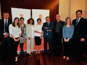 El jurado de los Premios Coles Activos elige a los ganadores