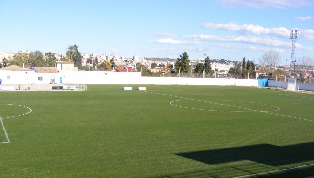 Campo de fútbol Sánchez Cánovas