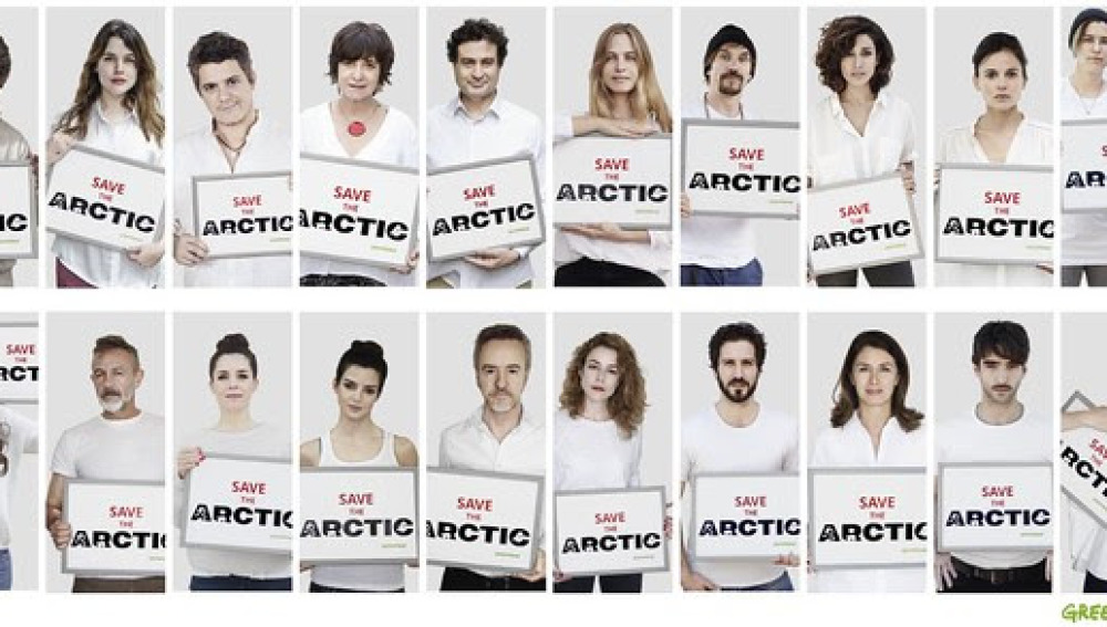 'Voces por el Ártico'