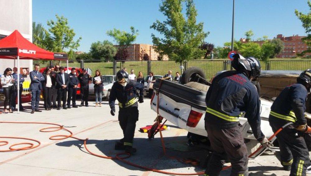 XII Encuentro Nacional de Rescate en Accidentes