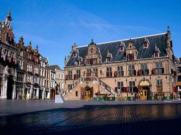 La ciudad holandesa de Nimega, Capital Verde Europea 2018