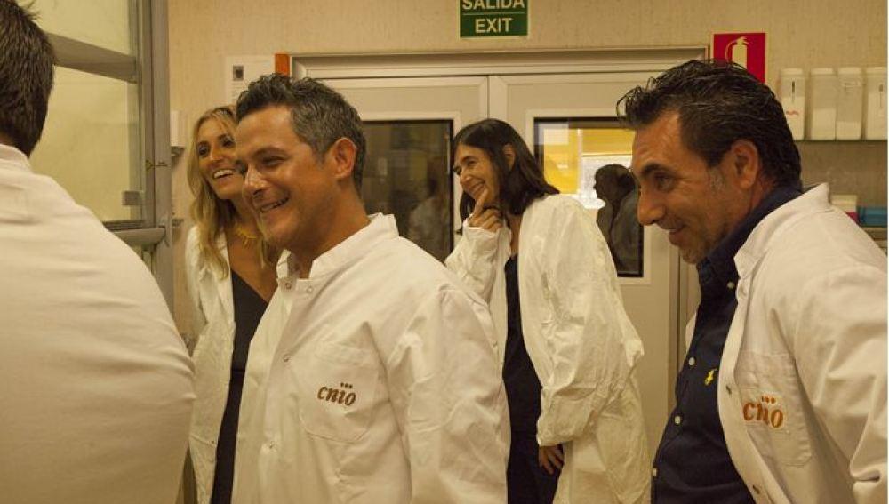 El CNIO, Juegaterapia y Alejandro Sanz se unen para fomentar la investigación del cáncer infantil