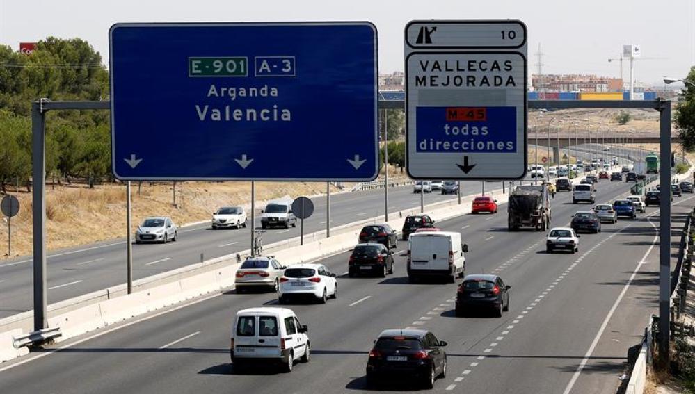 Operación especial tráfico