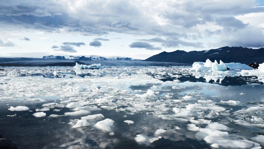 Señales del deshielo en el Ártico