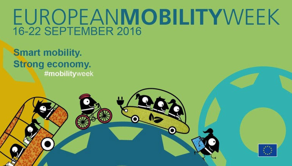 'Semana de la movilidad', 7 días para movernos de una manera sostenible