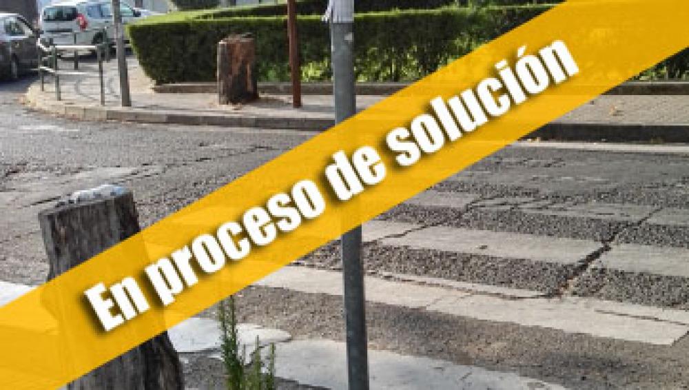Paso de cebra Córdoba