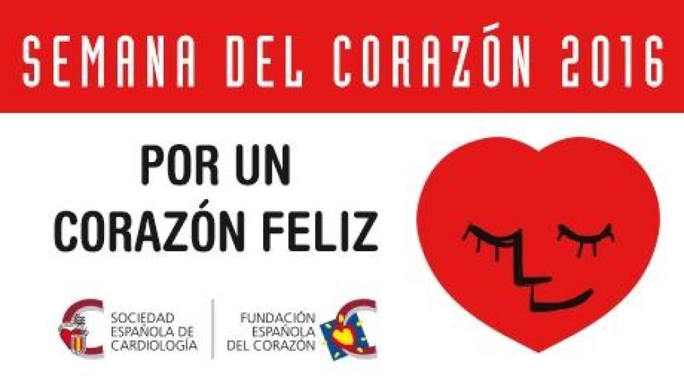 Arranca la Semana del Corazón para concienciar sobre las enfermedades cardiovasculares