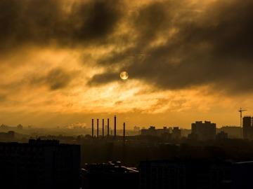 El 92% de la población de nuestro planeta respira aire contaminado