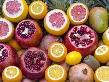 Las siete frutas que no pueden faltar en tu dieta este otoño