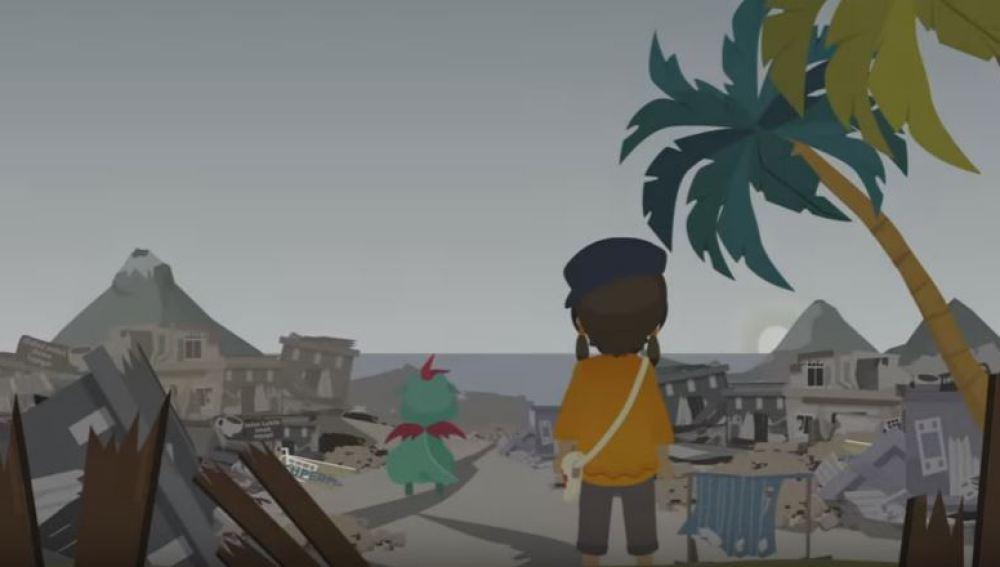 TANAH: Tsunami and Earthquake Fighter Game