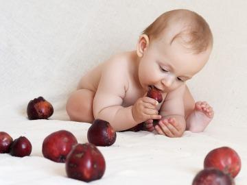 Los niños que comen mejor podría ser más eficientes en la escuela