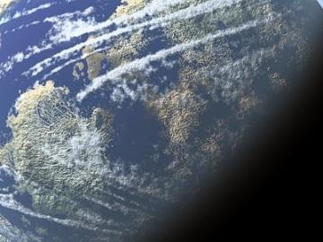 La especie humana necesita 1,6 planetas Tierra para sobrevivir.