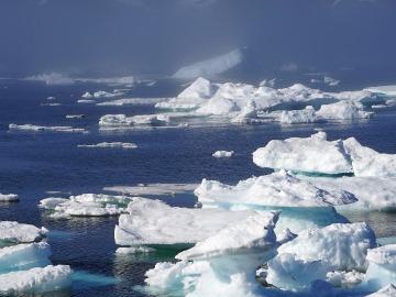 El hielo más antiguo del Ártico desaparece