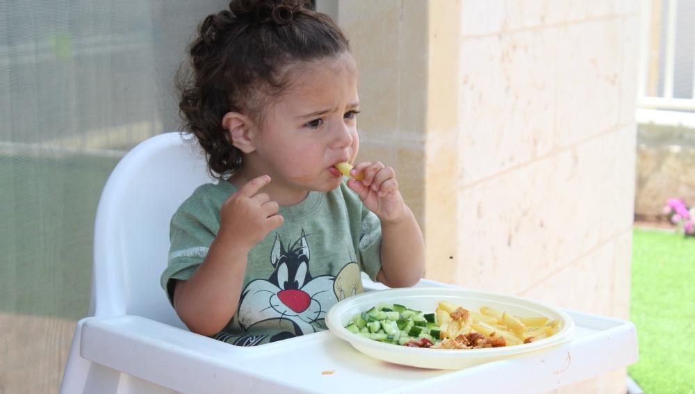 Los niños consumen demasiada sal
