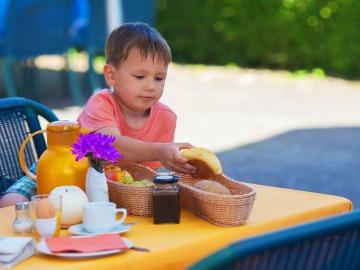 ¿Qué desayunan los niños españoles?