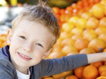 Alimentos ricos en Vitamina C, esenciales en la dieta de los peques