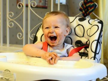 Siete errores en la alimentación de los niños