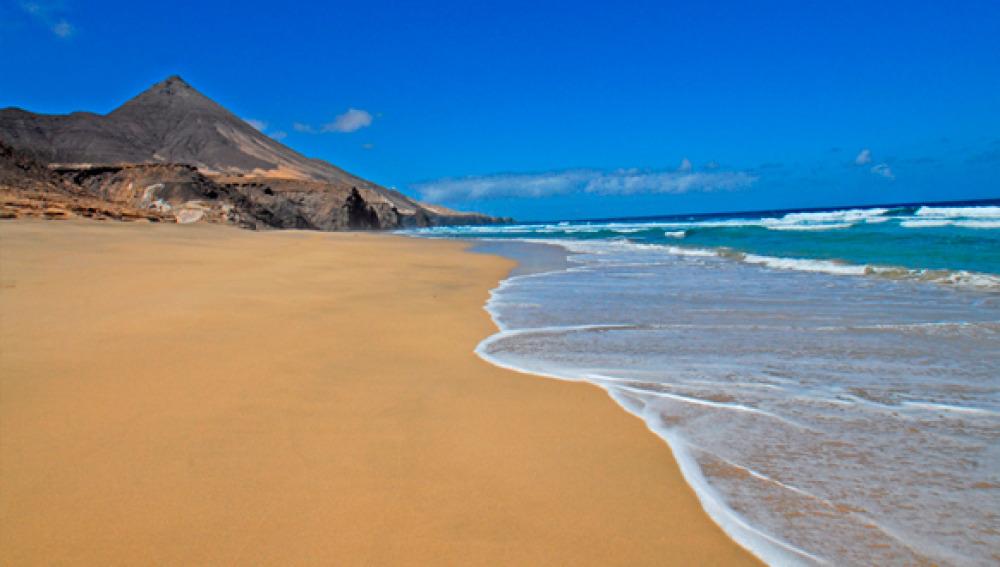 Playa de Roque del Moro, Cofete, Fuerteventura