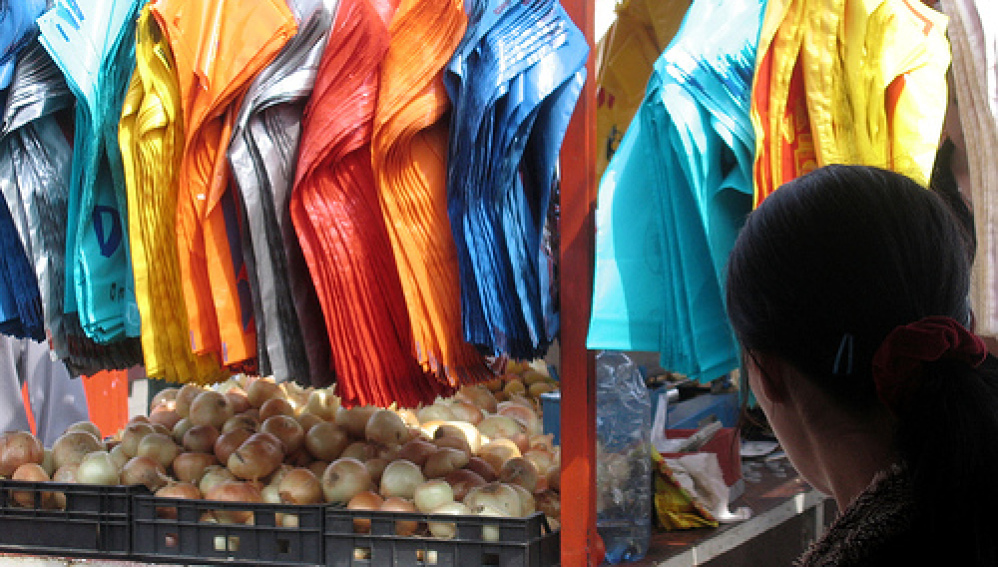 El Congreso llega a un acuerdo para la prohibición de las bolsas de plástico