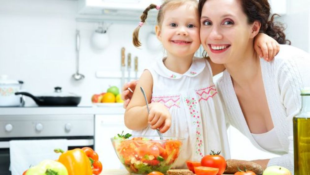 Siete hábitos saludables para prevenir el sobrepeso infantil