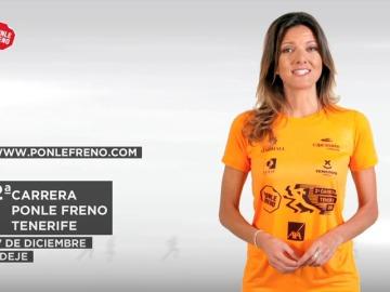 Frame 18.688622 de: Los presentadores de Atresmedia te animan a participar en la 2ª carrera Ponle Freno de Tenerife