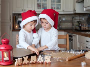 Cinco recetas navideñas para disfrutar con los peques de una forma saludable
