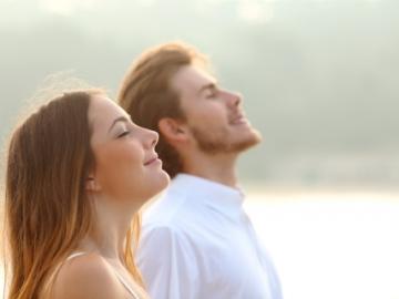 El ritmo de la respiración afecta a la memoria y a las emociones