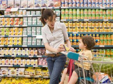 Los alimentos deberán incluir toda su información nutricional en el etiquetado