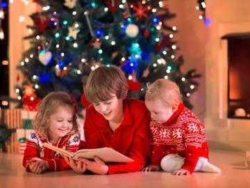 Siete cuentos de Navidad para aprender y divertirse con los más peques