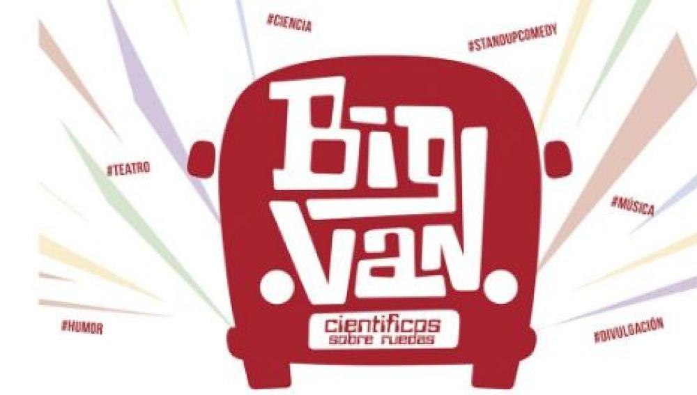'Big Van. Científicos sobre ruedas'