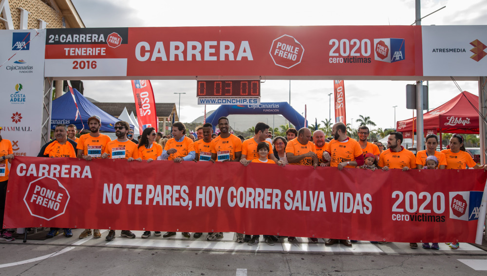 Carrera Ponle Freno Canarias