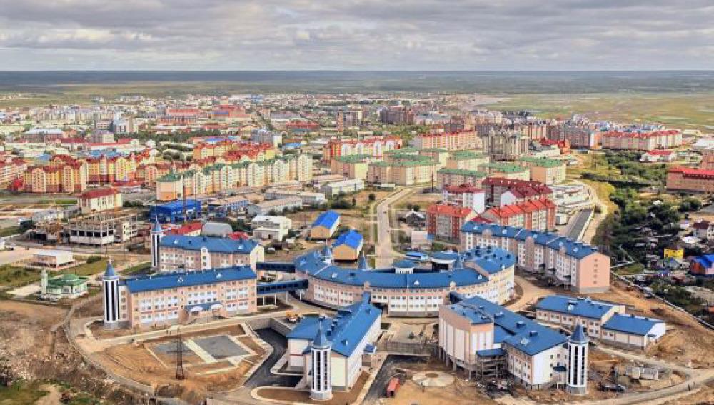 Salekhard, Rusia