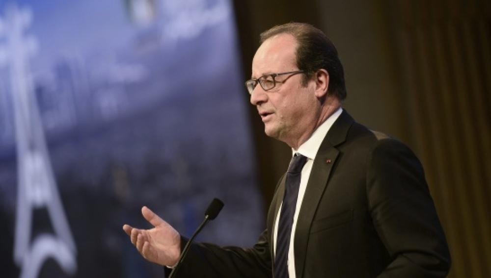 Hollande advierte que el Acuerdo de París es incuestionable