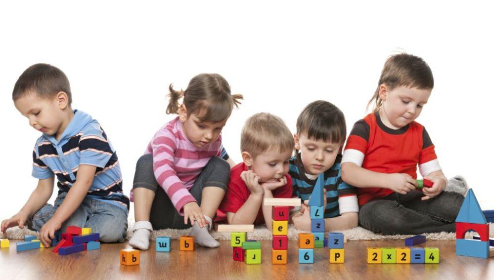 Cinco juegos beneficiosos para el aprendizaje y el desarrollo de los peques