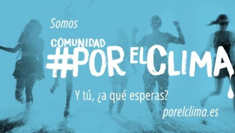 La comunidad #PorelClima ya cuenta con más de 700 entidades en la lucha contra el cambio climático